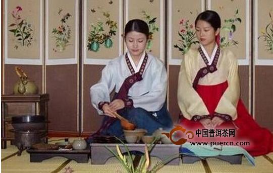 日韩茶俗文化的区别