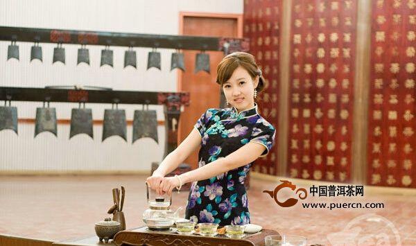 中国茶文化贯彻着和谐精神