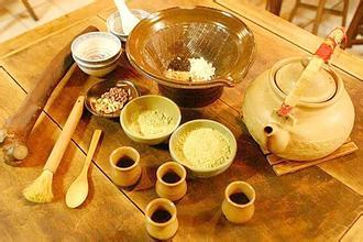 细数我国各地的擂茶习俗