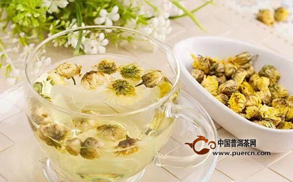 保健凉茶的制作方法