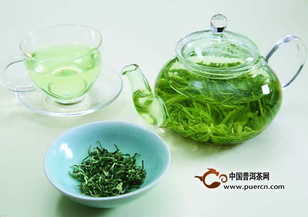 绿茶的八大功能