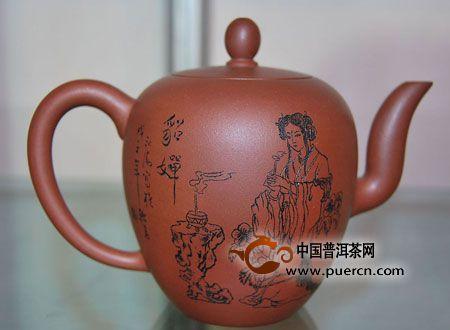 紫砂陶的鉴赏(上)