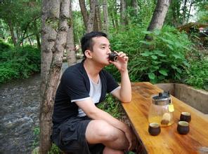 一个人喝茶的境界