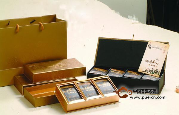 茶叶包装材料选用