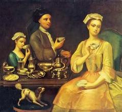 荷兰人的饮茶习俗