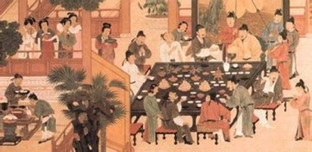 """中国茶文化的""""静""""与""""和"""""""