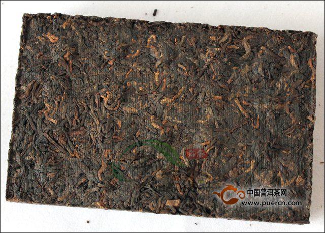 百年来普洱茶砖的变化