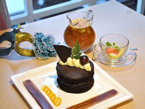 巧克力与茶浪漫邂逅