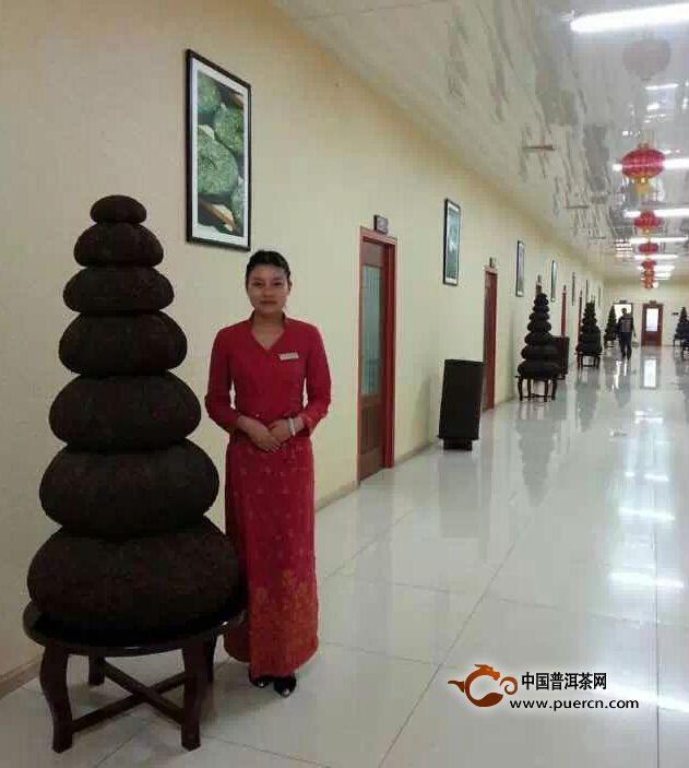 龙园融品茶文化馆:打造西双版纳万亩茶园旅游品牌