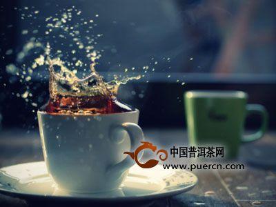 普洱茶晚上喝暖胃