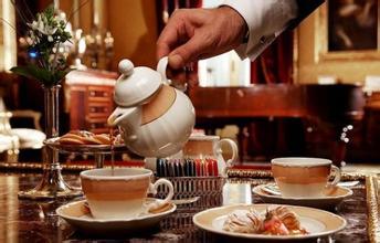 巴黎:茶香在浪漫之都