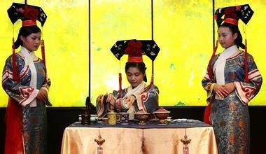 中国茶艺历史