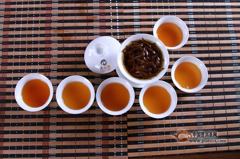 滇红茶的功效以及作用