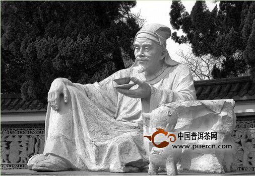 """陆羽:誉为""""茶仙"""",尊为""""茶圣"""",祀为""""茶神"""""""