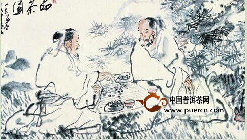 积公和尚与陆羽的品茶传奇