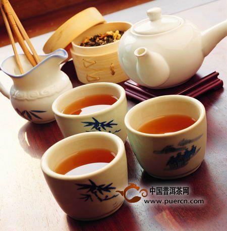 茶叶的药用价值