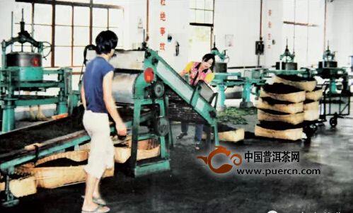 云南农垦集团勐海八角亭茶业发展历程