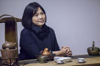 台湾著名茶人李曙韵与茶
