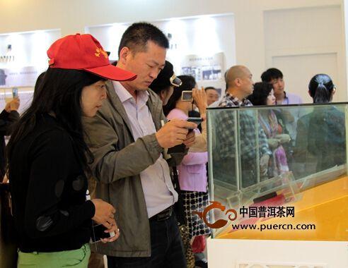 全国经销商参观滇红集团新厂