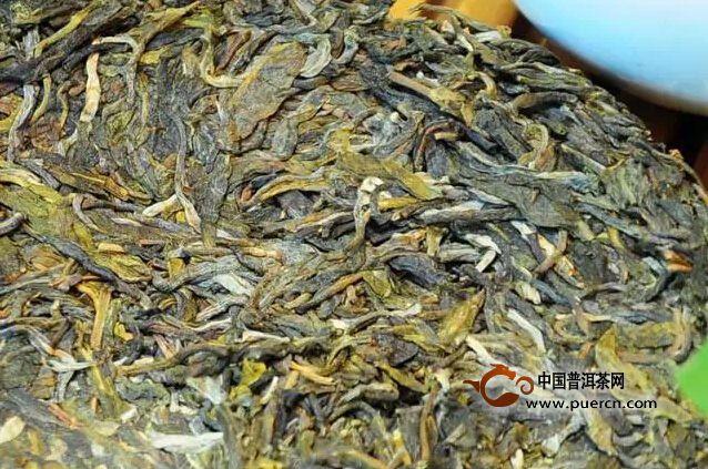 天弘2014六大茶山系列之景迈