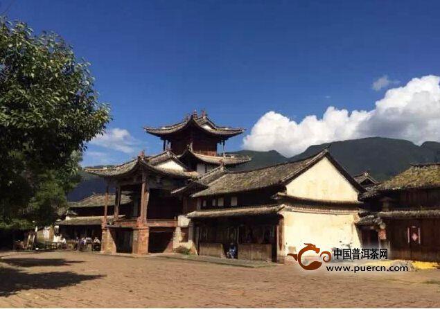 天弘2014六大茶山系列之布朗山