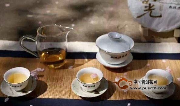 普洱茶等于成功学?