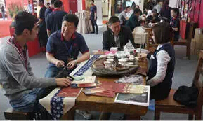 普秀助力济南合作伙伴 盛大亮相2015山东国际茶博会