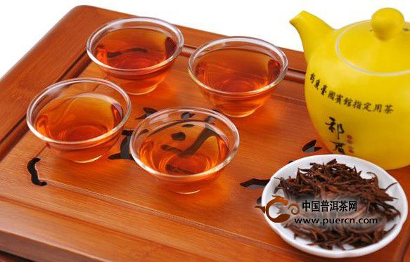 冲泡红茶的五个秘诀