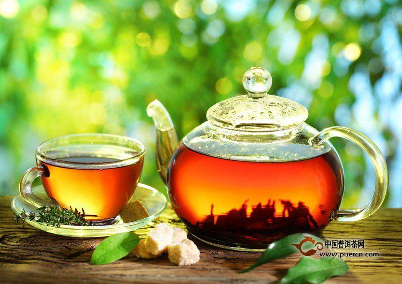 红茶的五大功效