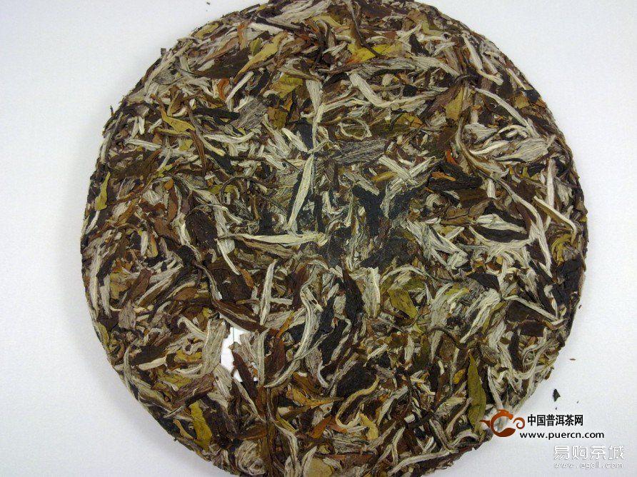 2014白茶身价日益上涨