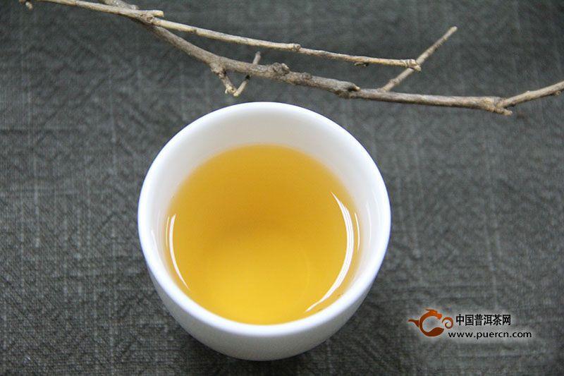 2015柏联普洱景迈山(生茶)品鉴