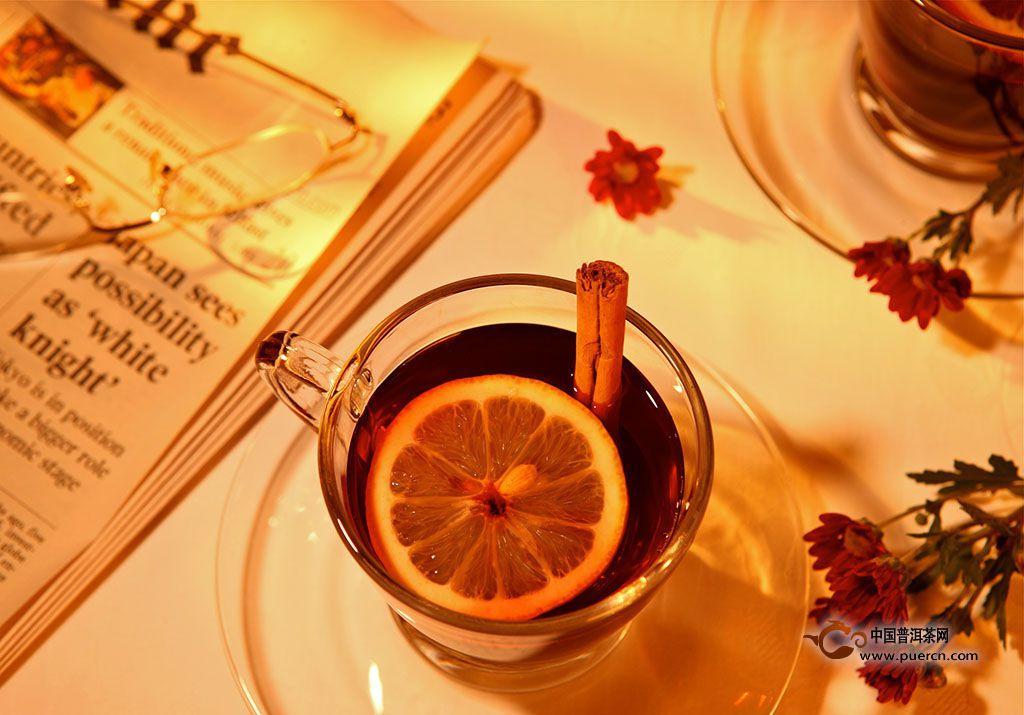 饭后喝红茶的好处