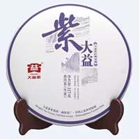 普洱茶品紫大益1501批4月价格行情