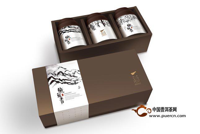 设计茶叶包装,首先要考虑的是它的材料与结构
