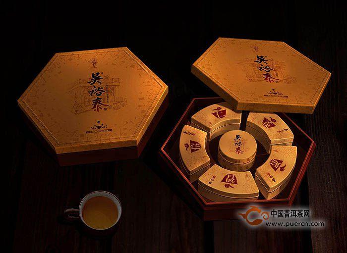 【图阅】茶叶包装设计欣赏