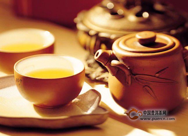 湘茶谋求全球性发展的机遇