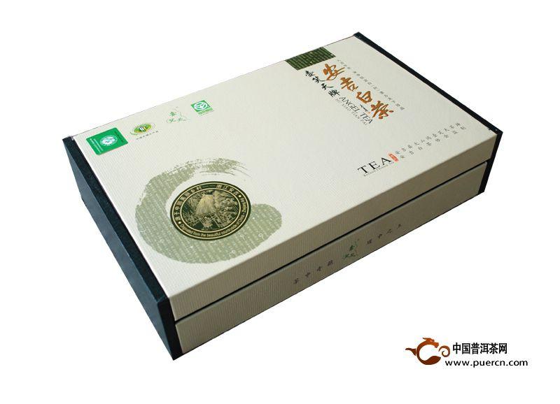 """文生茶业茶叶大降价,""""安吉白茶118/斤"""""""