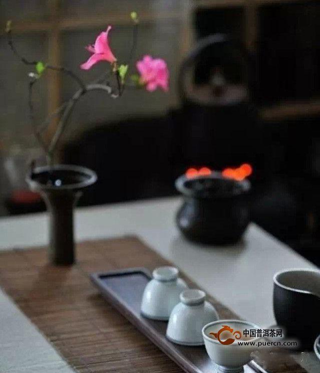 喝普洱茶的三个层级