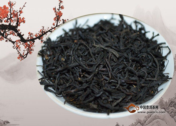 以致使桐木关不再制作绿茶,专门制作这种以前没有做过的茶叶.图片