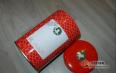 【茶叶罐】500克椭圆型普洱茶铁罐