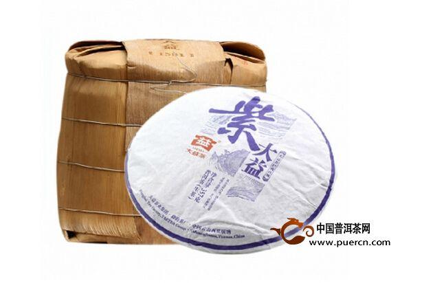 普洱茶品紫大益1501批4月28日至5月5日行情