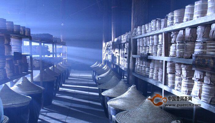 【普洱茶知多少】广州与昆明的仓储区别