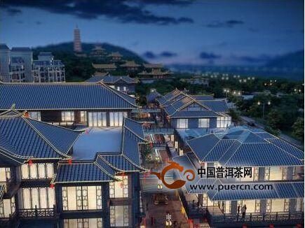 茶博城首批品牌茶商及企业入驻签约仪式完美落幕