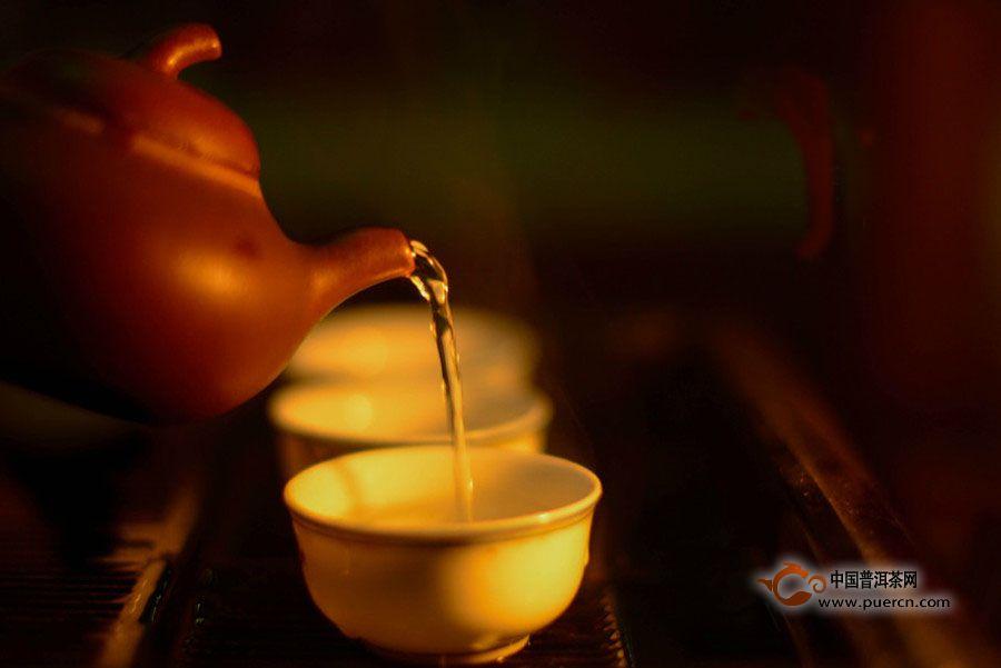 茶之道于养心也