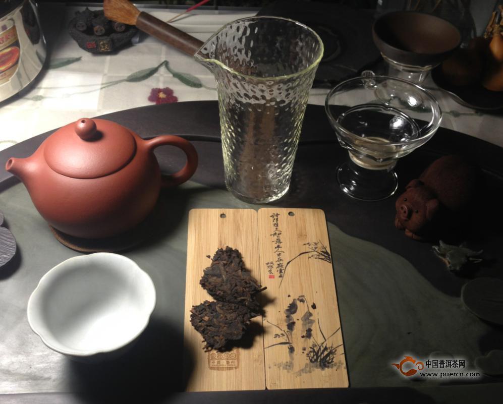 【晓乜7】品中茶 蕴时光