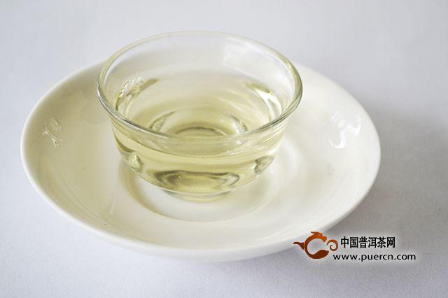 【喝茶话题】:漂亮的普洱茶汤是什么样子?