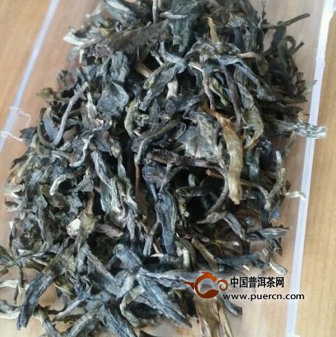 【图阅】2015年倚邦古树春茶(散)开汤