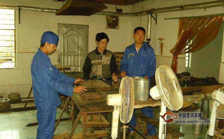 松树林自然村普洱茶(茶叶)特点