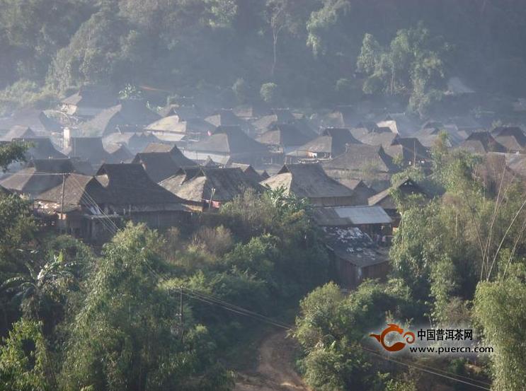 曼诺自然村隶属于云南省西双版纳勐海县布朗山乡勐昂村委会,属于