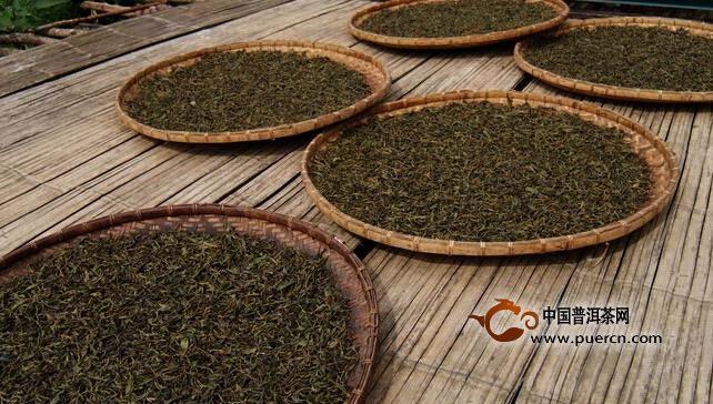 洛科新寨村普洱茶(茶叶)特点